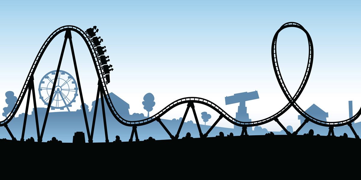 The Patient Rollercoaster Ride of COVID-19