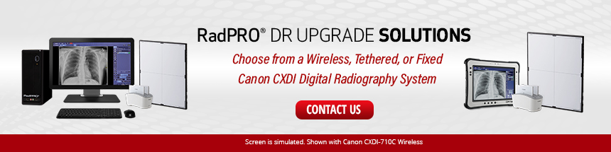 Digital Room Upgrade for Compatible X-Ray Systems