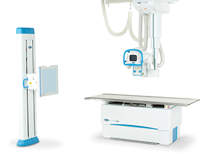 Canon CXDI RadPRO Elite XM Overhead/Ceingin Mounted Digital Radiography System