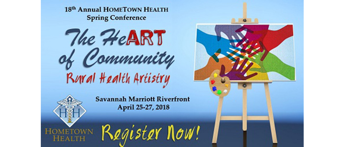 HomeTown Health 2018 Georgia Spring Conference