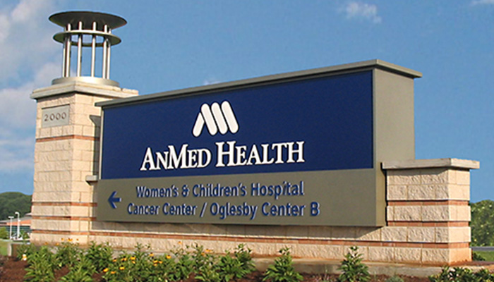 AnMed Health Oglesby Center