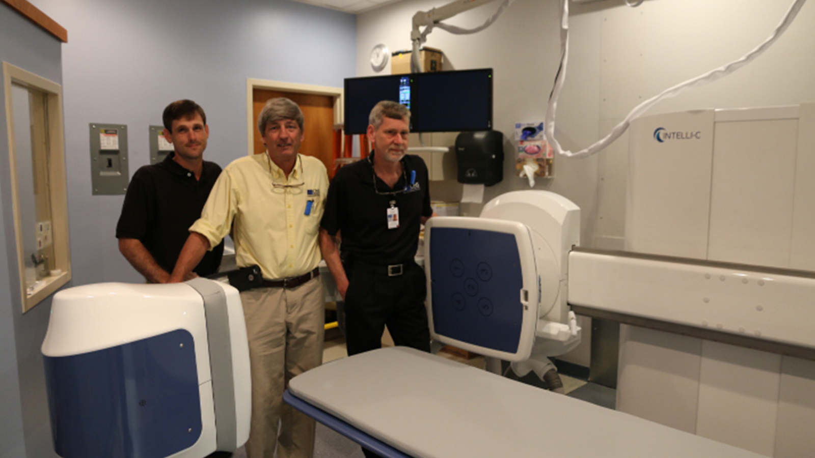 CMS Imaging, Inc. - ImageCare, Columbia, SC - Alpha Imaging Intelli-C
