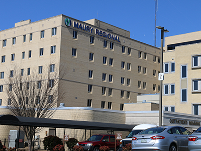 Maury Regional Medical Center
